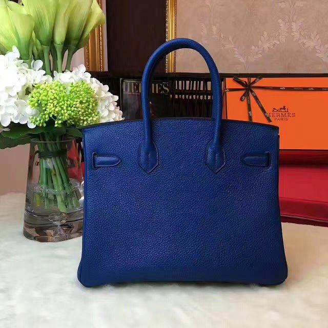 ... authentic hermes original togo leather birkin 35 bag h35 1 navy blue  95611 165d6 5152bd1e398e3