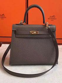 ... official store hermes original epsom leather kelly 32 bag k32 1 gray  67722 0198c 2ab705b2eaf69