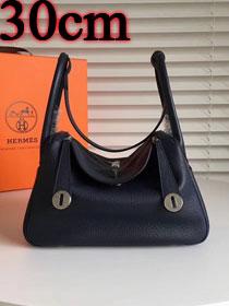 ... discount code for hermes original top togo leather medium lindy 30 bag  h30 black e776e 17153 dc8ebddf2e