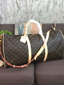 Louis vuitton original monogram canvas keepall 60 bag M41412