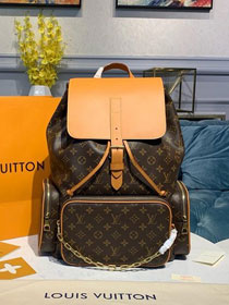 2019 louis vuitton original monogram backpack trio M44658