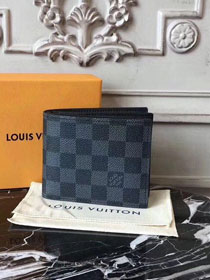 Louis vuitton damier amerigo wallet N60055