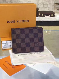 Louis vuitton monogram multiple wallet n60895