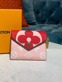 Louis vuitton monogram sarah wallet M67641 red