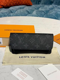 Louis vuitton monogram Woody sunglasses case GI0372
