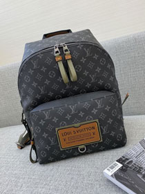 2020 louis vuitton original monogram eclipse backpack M45218