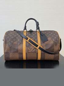 Louis vuitton original monogram&damier keepall 50 M49982