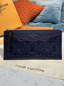 Louis vuitton original monogram calfskin pochette M68712