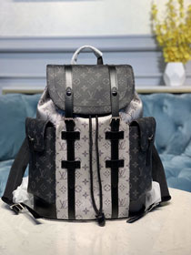 Louis vuitton original monogram christopher pm backpack M41379