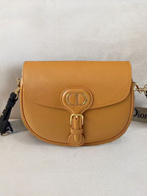 2020 Dior original canvas large bobby bag M9320 camel