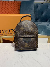Louis vuitton monogram party palm springs bracelet bag A41566