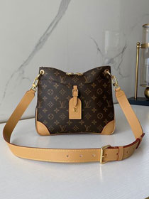 2020 Louis vuitton original monogram canvas odeon PM M45354