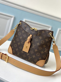 2020 Louis vuitton original monogram canvas odeon mm M45351